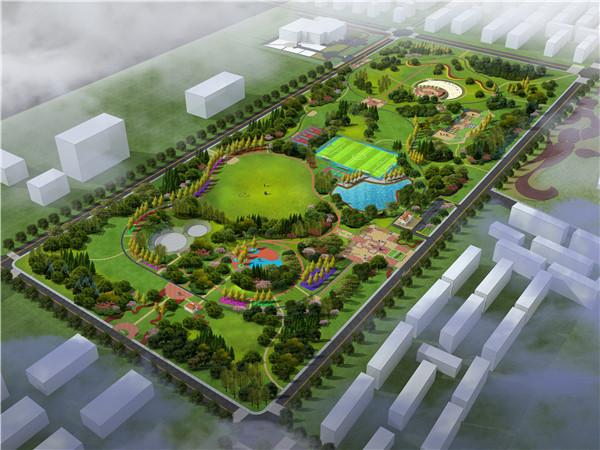 黑龙江园林绿化设计工程施工公司