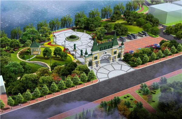 哈尔滨园林设计公司告诉您园林景